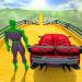 Superhero Car Stunts – Racing Car Games 1.6 (Mod)