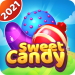 Sweet candy puzzle – Triple match games  1.6 (Mod)