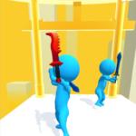Sword Play! Ninja Slice Runner 3D  3.2 (Mod)
