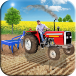 Tractor Drive 3D : Offroad Sim Farming Game 2.0.2 (Mod)