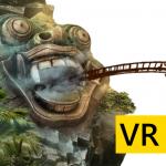 VR Temple Roller Coaster for Cardboard VR 1.7.0 (Mod)