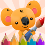 Сoloring Book for Kids with Koala 3.3 (Mod)