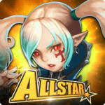 All Star Random Defense : Party defense  1.1.0 (Mod)