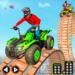 Atv Quad Bike Stunts Racing- New Bike Stunts Game 1.8 (Mod)
