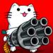 Cat Shooting War: Offline Gunner TD Battles  21 (Mod)