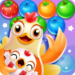 Chicken pop – Fruits bubble splash 1.0.7 (Mod)