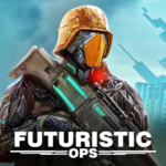 Cyberpunk Shooting: Real Hero Hunters 1.0.1 (Mod)