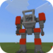 Defender Robot Mod for MCPE 4.4 (Mod)