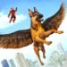 Flying Super Hero Dog City Animal Rescue 1.0.11 (Mod)