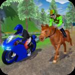Horse Vs Bike: Ultimate Race  3.3 (Mod)