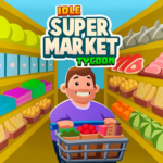 Idle Supermarket Tycoon Tiny Shop Game  2.3.3 (Mod)
