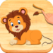 Jigsaw Puzzles For Kids – Animals Shapes 1.6 (Mod)