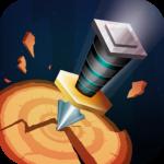 Knife Throw 3D 2.18 (Mod)