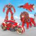 Lion Robot Transform Wars : Super Bike Robot Games 2.1 (Mod)