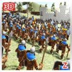 Medieval Wars: Hundred Years War 3D 2.1 (Mod)