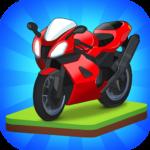 Merge Bike game  1.2.35 (Mod)