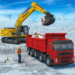 Snow excavator & road construction games 2020 1.4 (Mod)