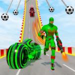 Speed Hero Robot Ramp Bike Transform Robot Games  1.7 (Mod)