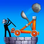 The Catapult 2 Grow Castle・Tower Defense・Stickman  5.0.8 (Mod)