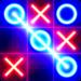 Tic Tac Toe Glow 1.3 (Mod)
