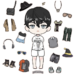 Vlinder Doll Dress up Games, Avatar Creator  2.9.0 (Mod)