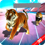 Wild Animals Racing 3D 3.9 (Mod)
