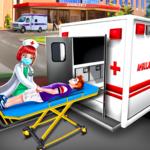 Ambulance Doctor Hospital – Rescue Game  (Mod)