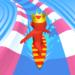Aqua Path Slide Water Park Race 3D Game  (Mod)