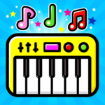 Baby Piano Games & Music for Kids & Toddlers Free  (Mod)