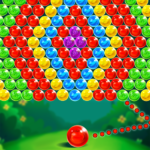 Bubble Shooter – Bubbles Farmer Game  (Mod)