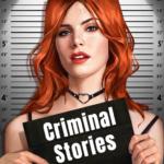 Criminal Stories CSI Detective games with choices  0.3.8 (Mod)