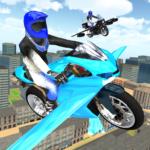 Flying Motorbike Simulator  1.25 (Mod)