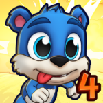 Fun Run 4 Multiplayer Games  1.2.9 (Mod)