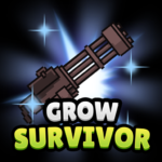 Grow Survivor – Idle Clicker  6.4.2 (Mod)