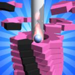 Helix Stack Jump: Fun & Free Addicting Ball Puzzle  (Mod)