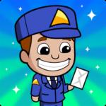 Idle Mail Tycoon – Adventure Postman Simulation  1.1.3 (Mod)