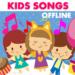Kids Songs Best Offline Nursery Rhymes  1.4.9 (Mod)