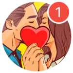 Kiss Me Spin the Bottle for Dating, Chat & Meet  1.0.47 (Mod)