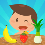 Learn fruits and vegetables – games for kids 2.1.3 (Mod)