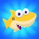 Merge Shark: Cute Fun Evolution Tap Doo  (Mod)
