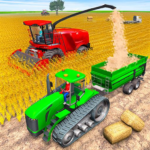 Modern Tractor Farming Simulator: Offline Games 1.34 (Mod)