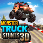 Monster Truck Game: Impossible Car Stunts 3D  1.1.0 (Mod)