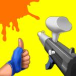 Paintball Shoot 3D – Knock Them All  (Mod)