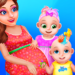 Pregnant Mommy And Twin Baby Care 0.8 (Mod)
