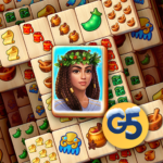 Pyramid of Mahjong A tile matching city puzzle  1.8.800 (Mod)