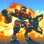 Robots VS Tanks: 5v5 Tactical Multiplayer Battles  (Mod)