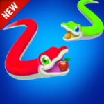 Snake Slither Battle Fun Addicting Arcade Battle  (Mod)