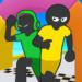 Stickman Fall | Running Stick Guys 3D  (Mod)