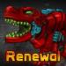 T-Rex Red – Combine! Dino Robot : Dinosaur games 2.1.9 (Mod)