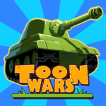 Toon Wars Awesome PvP Tank Games  3.62.5 (Mod)